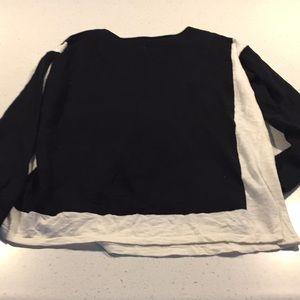 Vince Sweaters - Vince black white color black cotton sweater S